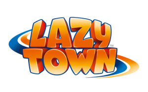 Logo_LazyTown_themed party london
