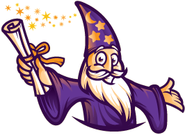 Wizard-themed party london